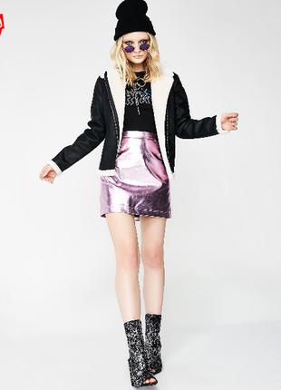 Перламутровая юбочка glamorous  s-m2