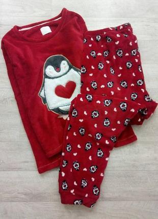 Пижамы с пингвинами женские 2019 - купить недорого вещи в интернет ... 921bf82cf9265