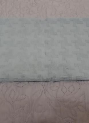 Качественное махровое полотенце для ног english home, 50×70, 100%коттон