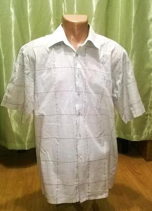 Рубашка мужская giorgio bellini размер 56-58 018