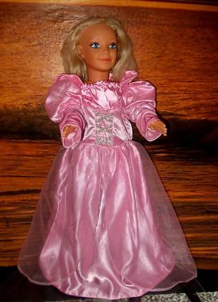 Маскарадное платье принцессы на 4-6 лет цена снижена