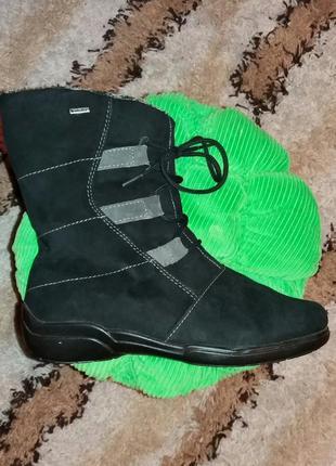Р.39.5 rohde (оригинал) зимние ботинки с мембраной.