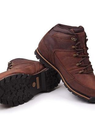 Мужские ботинки firetrap 43-44 разм. кожа.  индонезия