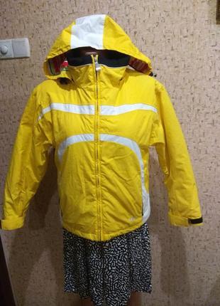 Лыжная куртка 158 размер