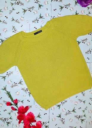 -50% на 2-ю единицу стильный вязанный теплый свитер atmosphere, размер 46 - 48