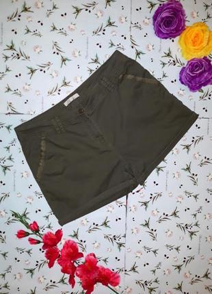 Стильные фирменные короткие шорты peacocks, размер 48-50