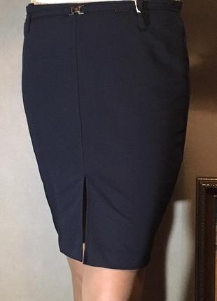 Юбка карандаш, деловая юбка, весенняя юбка