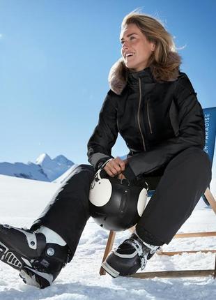 """Зимняя высокотехнологичная лыжная куртка """"snow tech"""" от тсм tchibo(чибо),р. от 40 до 46"""