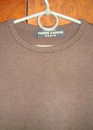 Базовый свитер pierre cardin