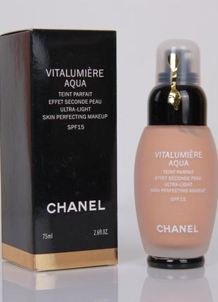 Тональный крем vitalumiere aqua, 75 мл, тон 06