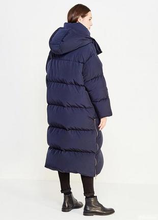 Пуховое пальто кокон tommy hilfiger (m)