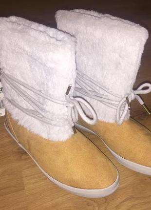 Женские зимние сапоги adidas
