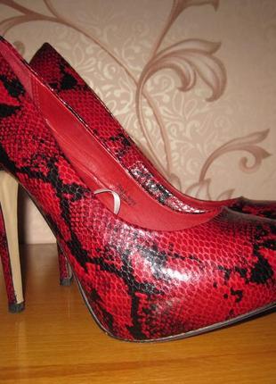 Туфли женские. размер 39. atmosphere. в отличном состоянии!!!
