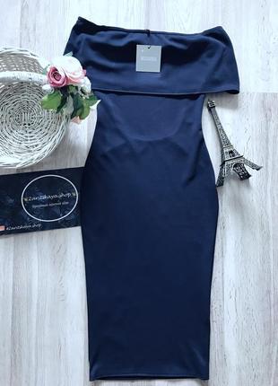Стильне платтячко з вирізом на спинці🌑від missguided💫