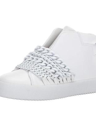 Сникерсы кожаные кеды ботинки kendall+kylie 38р.39р.40р.