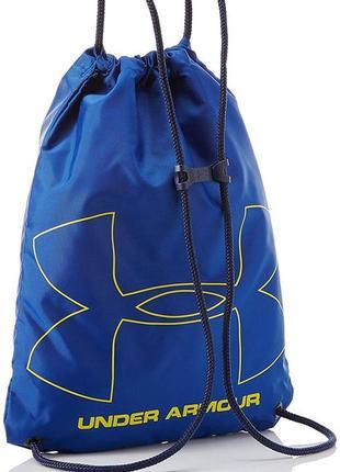 Спортивный рюкзак under armour синий, оригинал