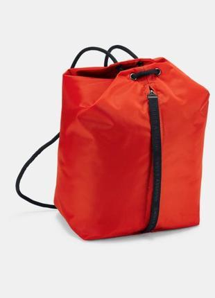 Спортивный рюкзак under armour красный, оригинал