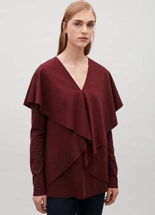 Блуза кофточка cos оригинал
