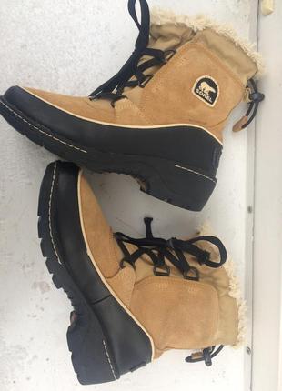 Ботинки снегоходы sorel2