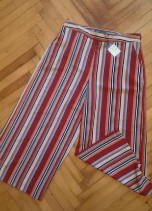 Шикарні штани кюлоти бренду primark