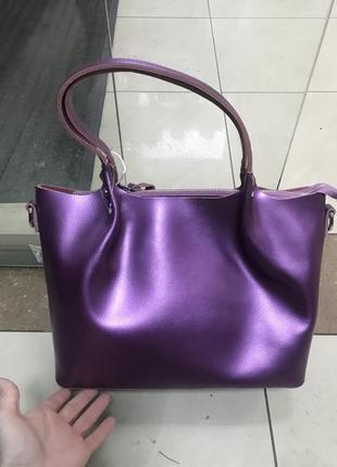 Нереально красивый цвет кожаная сумка сумка кожаная