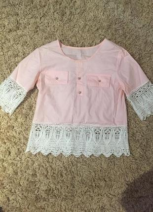 Очень красивая блуза 👚