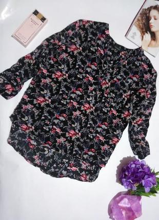 Рубашка ,блуза 👚 цветочный принт 🌸 atmosphere
