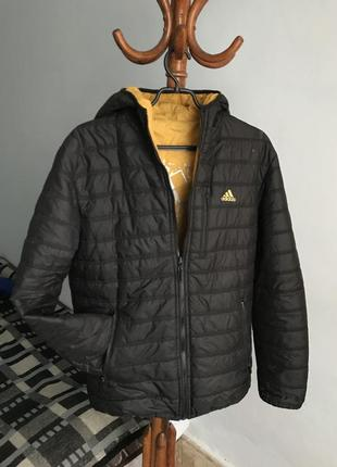 Двухсторонная мужская куртка adidas