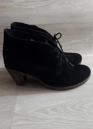 Кожаные ботинки riker / 2я пара в подарок