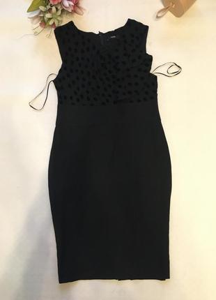 Платье футляр со спец утяжкой л-хл