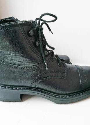 Кожаные ботинки rohde 36р. (23.5 см.) germany