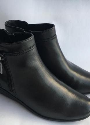 Зимові шкіряні ботинки від medicus. німеччина.