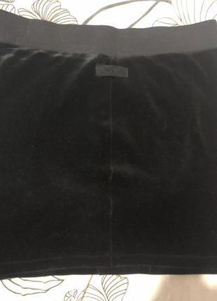 Велюровая юбочка sonia rykiel