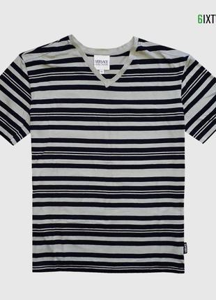 Мужские футболки Versace (Версаче) 2019 - купить недорого вещи в ... 486af3edc10