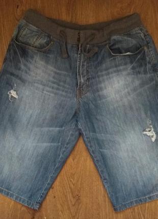 Soulcal&co джинсовые шорты