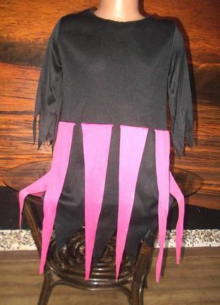 Маскарадное платье волшебницы лет на 4-5 цена снижена