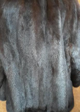 Роскошная шуба ❤️канадская норка, новогодние скидки!!!3 фото