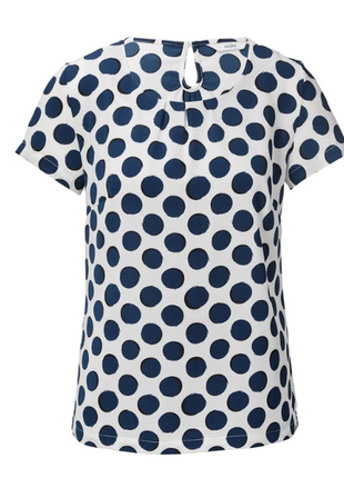Красивая блузка от tchibo германия р-р евро 44, наш 50