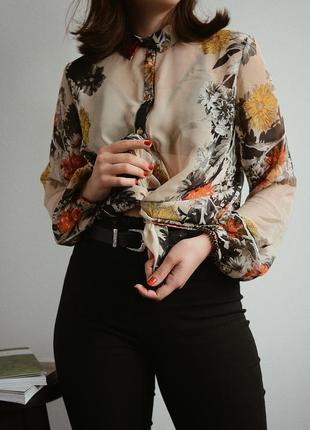 Блуза в цветы от atmosphere ❤