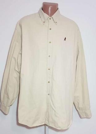 Рубашка 4xl marlboro classics, байковая, теплая, пог 74 см, как новая!