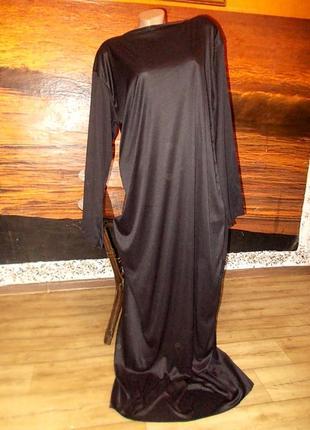 Маскарадное платье для костюма монахини или на хэллоуин