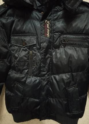 Куртка зимняя теплая5 фото