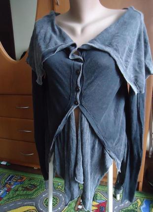 Фирменный дизайнерский свитер allsaints **
