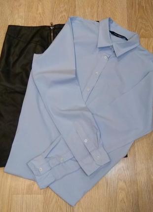 Рубашка классическая от бренда  kappahl