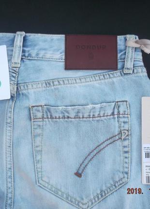 Италия. классные джинсы от миланского бренда dondup.