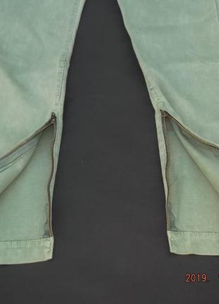 Италия. стильные капри от известного итальянского бренда fornarina.4 фото
