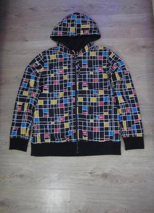 Двустороняя куртка кофта the north face, оригинал, р.xl