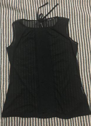 Блуза в горошек incity