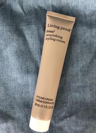 Крем для разглаживания волос living proof no frizz nourishing styling cream
