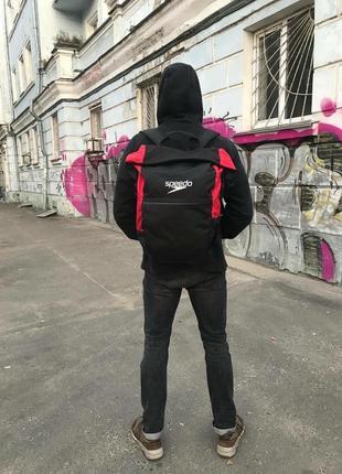 Спортивный плавательный рюкзак speedo team 3 max 40 литров